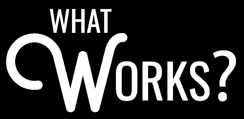What Works? Digital Marketing Logo