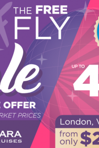 Email Banner - Fly Free