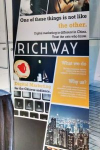 Richway Pull-up Banner